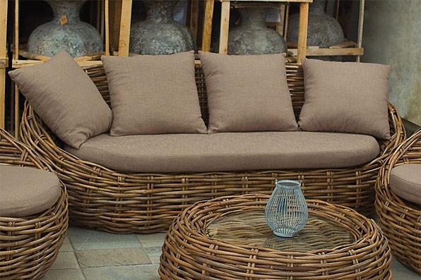 Sofa Rattan Cl