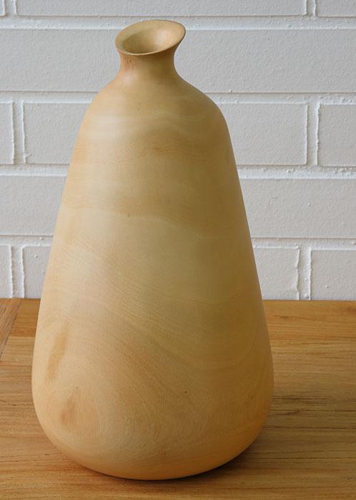 Vase Mango Wood H D Home Design